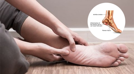 What is Best Treatment for Plantar fasciitis Commonly known as Heel Pain?