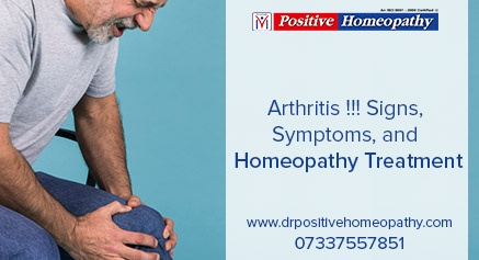 Homeopathic Treatment for Arthritis